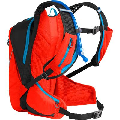 Camelbak Octane 16X Hydration Running Backpack - Orange - Back