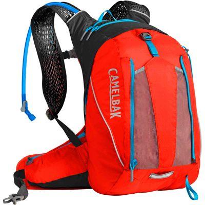 Camelbak Octane 16X Hydration Running Backpack - Orange - Open
