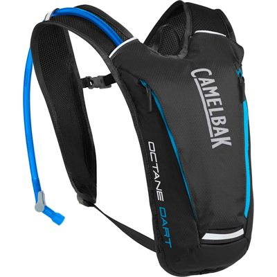 Camelbak Octane Dart Hydration Running Backpack - Black