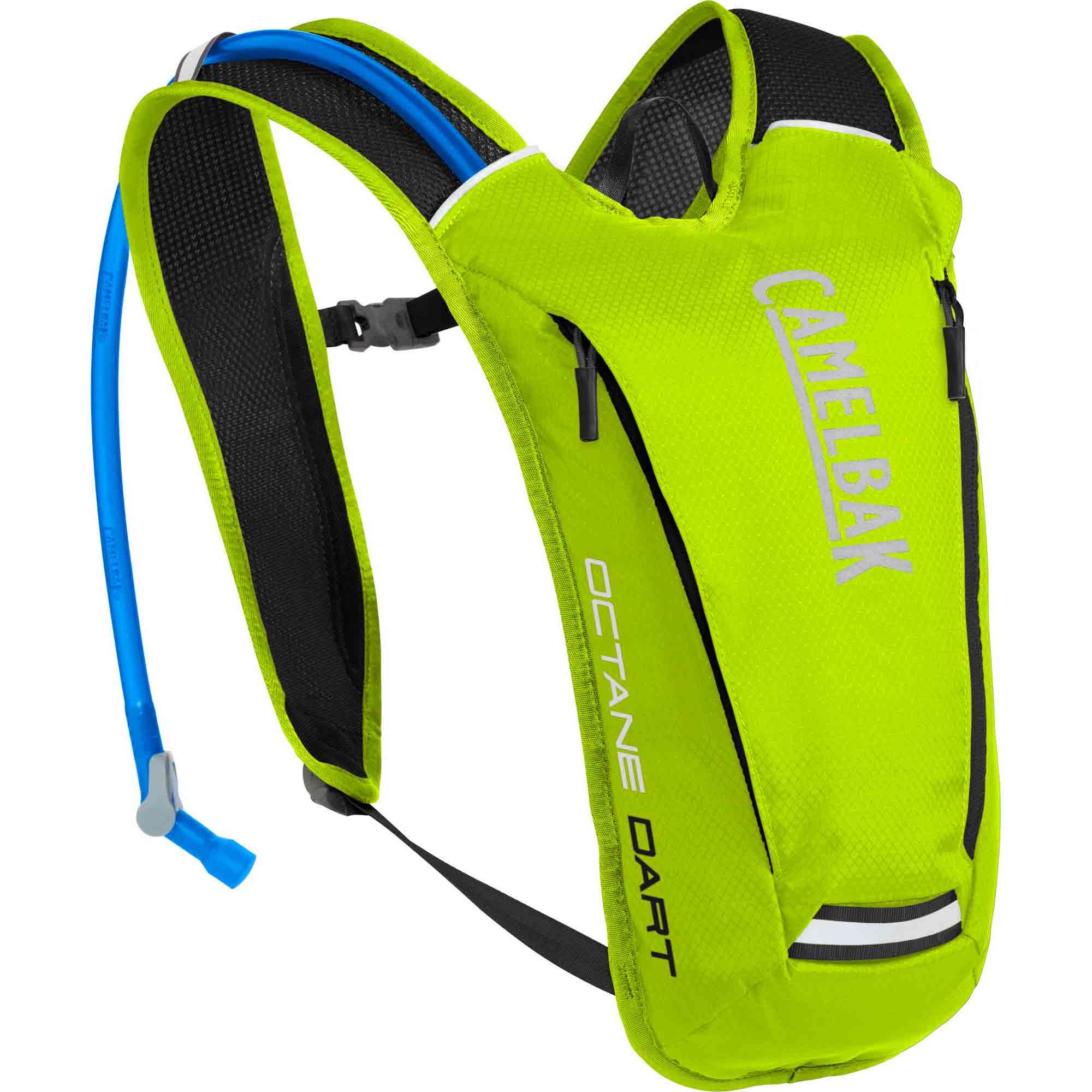 Camelbak Octane Dart Hydration Running Backpack  LimeBlack