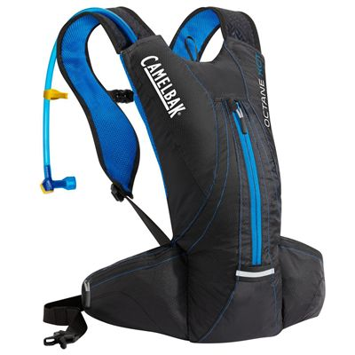 Camelbak Octane XCT Backpack - Black Blue - Main Image