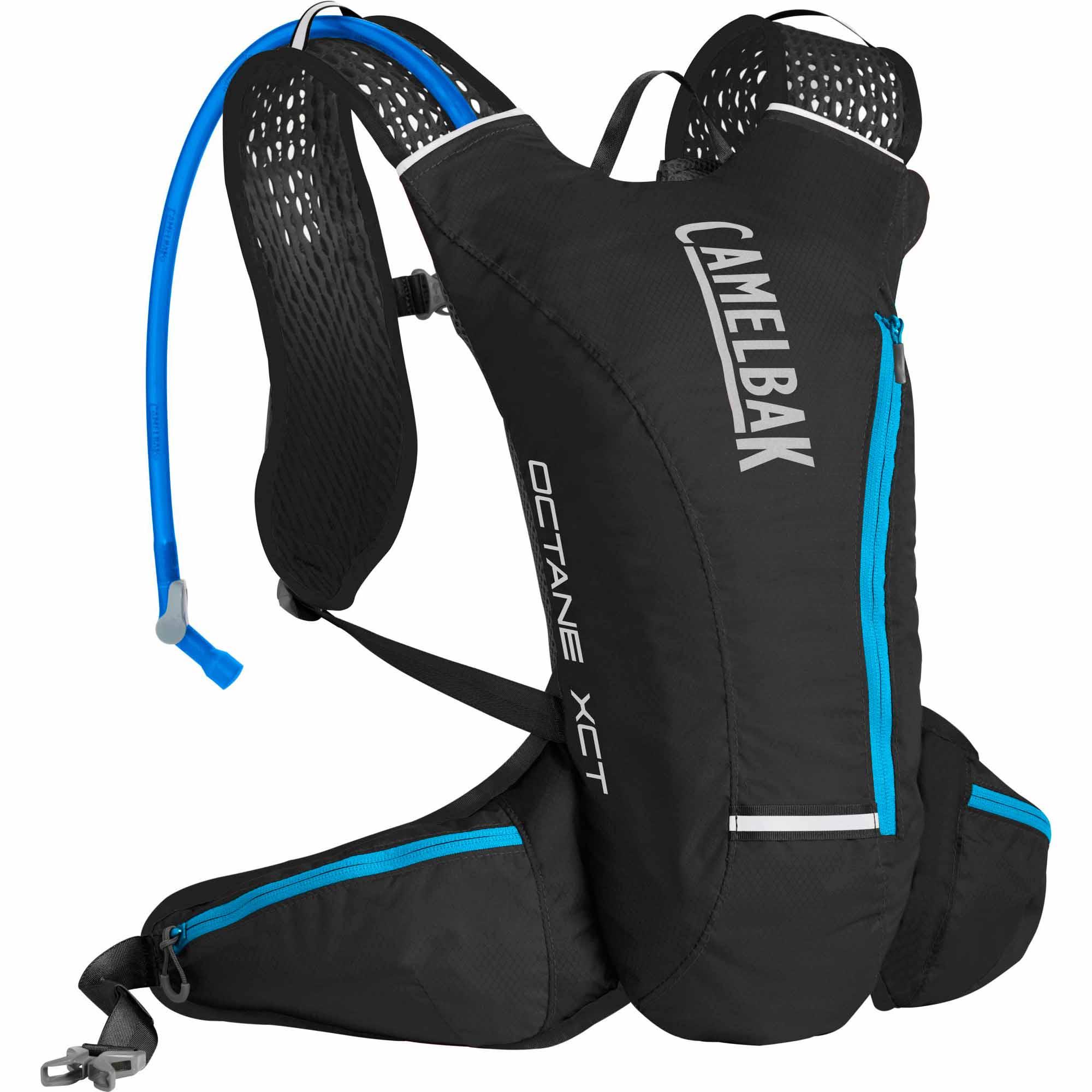 Camelbak Octane XCT Hydration Running Backpack  BlackBlue