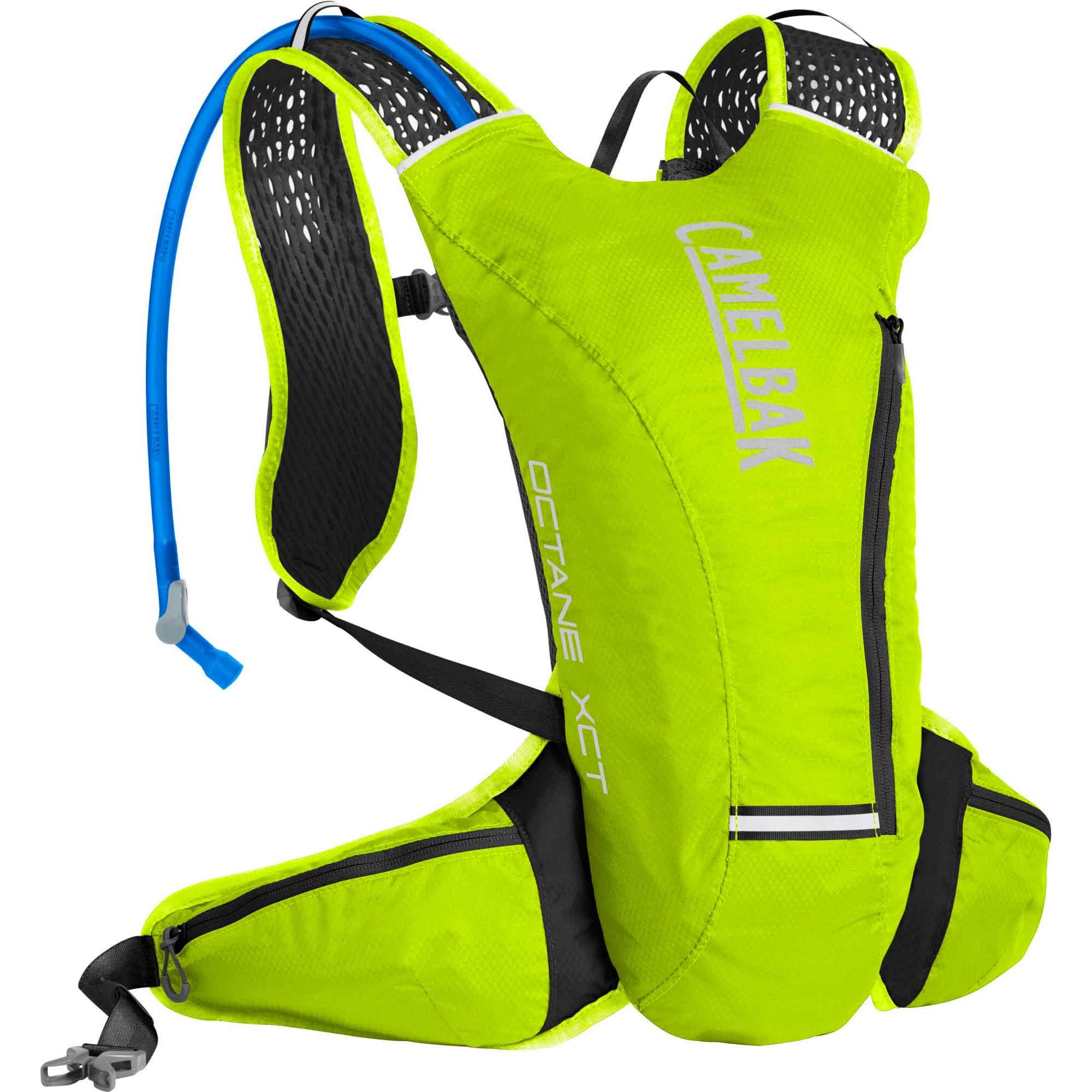 Camelbak Octane XCT Hydration Running Backpack  LimeBlack