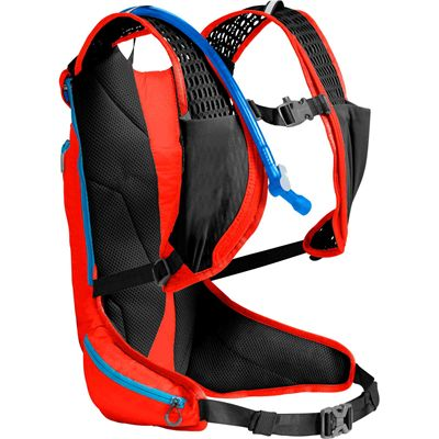 Camelbak Octane XCT Hydration Running Backpack - Orange - Back