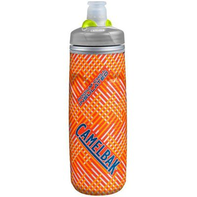 Camelbak Podium Chill 0.6L Water Bottle - Orange