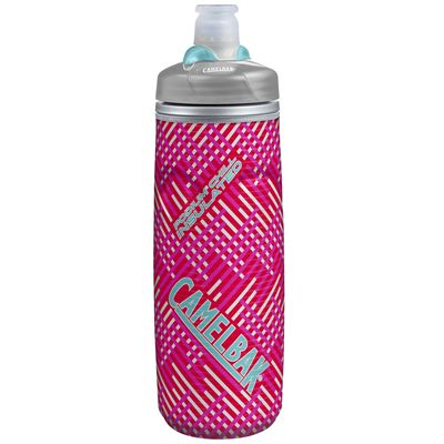 Camelbak Podium Chill 0.6L Water Bottle - Pink