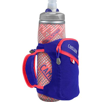 Camelbak Quick Grip Chill 620ml Running Watter Bottle - Purple
