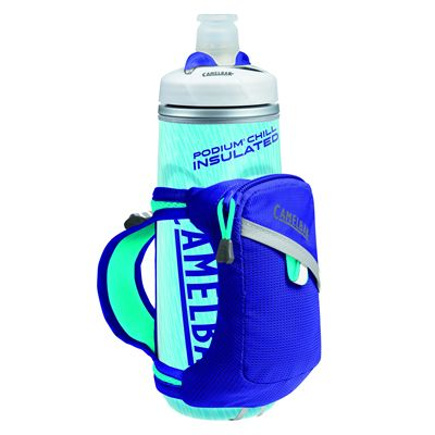 Camelbak Quick Grip Chill Water Bottle - Purple/Blue
