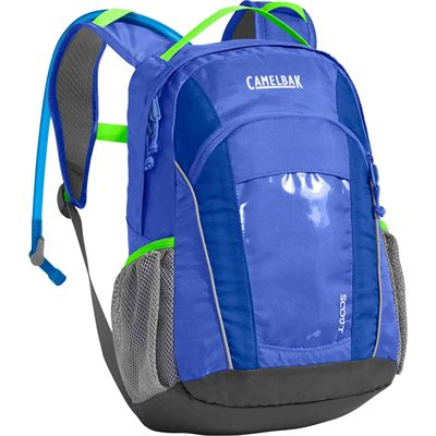 Camelbak Scout Hydration Running Backpack - Purple