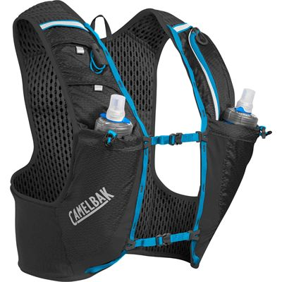 Camelbak Ultra Pro Hydration Running Vest - Black-Back