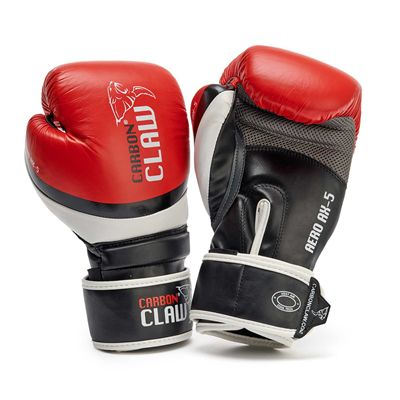 Carbon Claw Aero AX-5 Leather Sparring Gloves - New