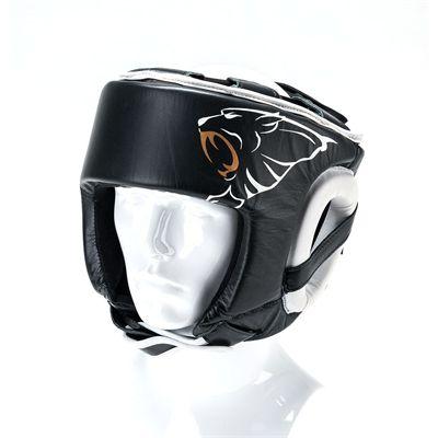 Carbon Claw AMT CX-7 Black Leather Headguard