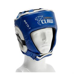 Carbon Claw AMT CX-7 Blue Leather Headguard