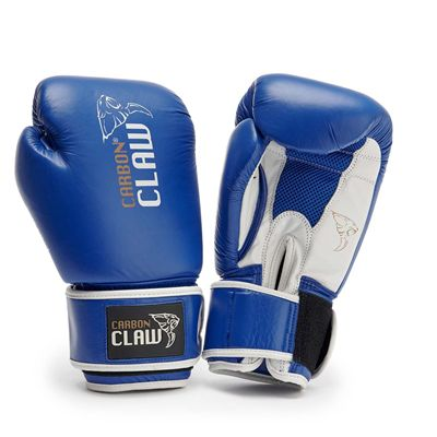 Carbon Claw AMT CX-7 Blue Leather Sparing Gloves