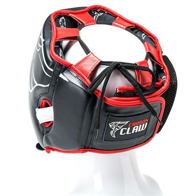 Carbon Claw Granite GX-5 Adjustable Training Head Guard - Back