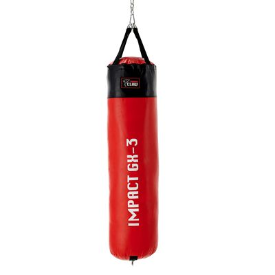 Carbon Claw Impact GX-3 4ft Synthetic Leather Punch Bag - Back