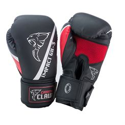 Carbon Claw Impact GX-3 Synthetic Sparring Gloves