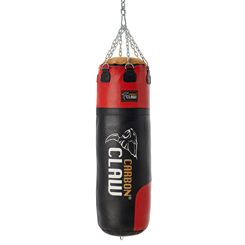 Carbon Claw PRO X ILD-7 4ft Heavy 45kg Leather Punch Bag