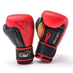 Carbon Claw PRO X ILD-7 Leather Bag Gloves