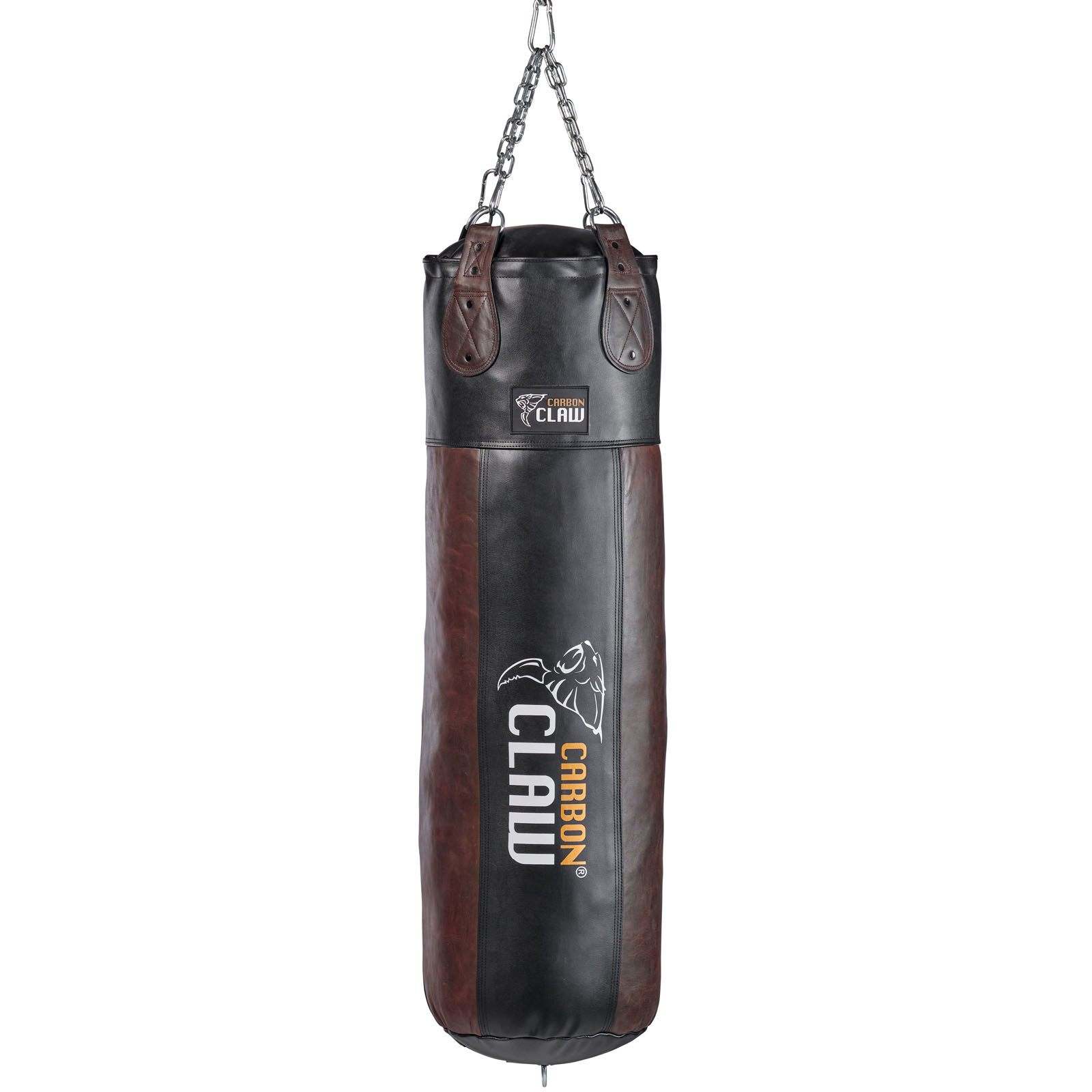 Boxing Carbon Claw Recoil RB-7 4ft Leather Punch Bag