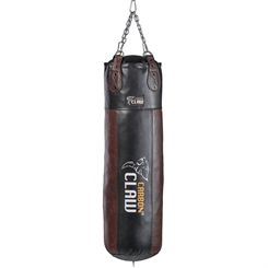 Carbon Claw Recoil RB-7 4ft Leather Punch Bag