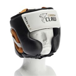 Carbon Claw Recoil RX-7 Adjustable Leather Gel Headguard