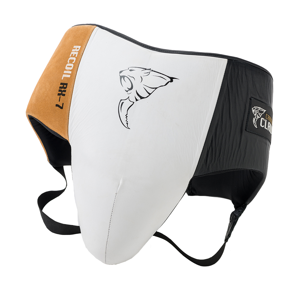 Carbon Claw Recoil RX7 Leather Abdominal Guard  S  M