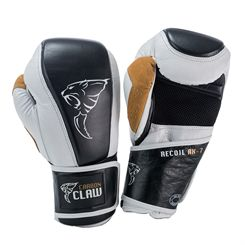 Carbon Claw Recoil RX-7 Leather Bag Gloves