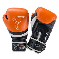 Carbon Claw Sabre TX-5 Leather Sparring Gloves