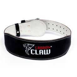 Carbon Claw SC TX-7 Padded Leather Weight Lifting Belt