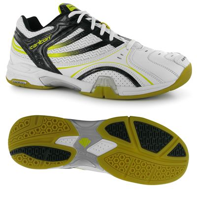 Carlton Airblade Xtreme Court Shoes Side and Sole View Image
