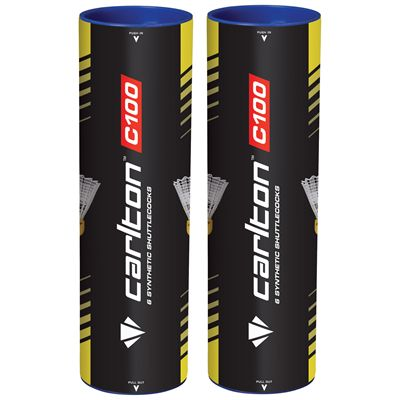Carlton C100 Badminton Shuttles - 1 dozen