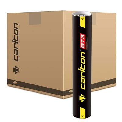 Carlton GT3 - Feather Shuttlecock - Box