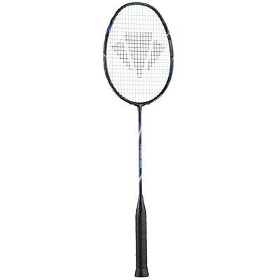 Carlton Kinesis 80S Badminton Racket- Angled