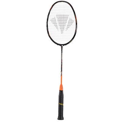 Carlton Kinesis XT-Lite Badminton Racket - Angled