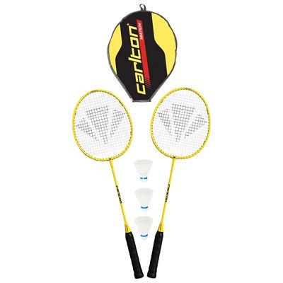 Carlton Match 2 Player Badminton Set