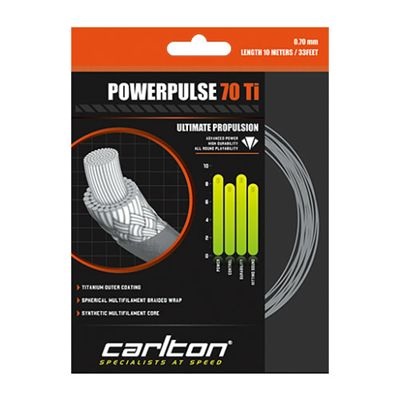 Carlton Powerpulse 70Ti Badminton String Set