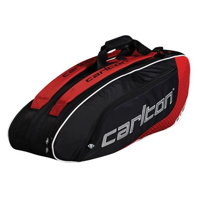 Carlton Pro Player 2 Compartment 6 Racket Bag