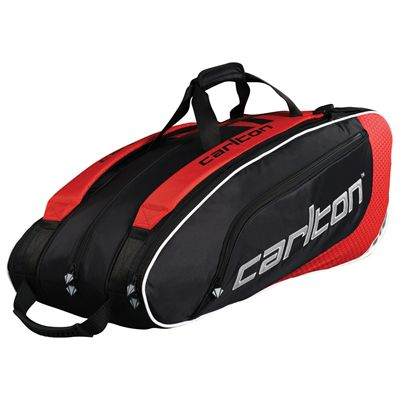 Carlton Pro Player 3 Compartment 9 Racket Bag