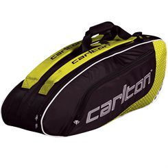 Carlton Tour 2 Comp Thermo 6 Racket Bag