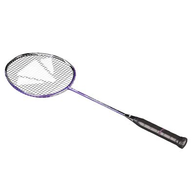 Carlton Vapour Trail Pure Badminton Racket - Angled