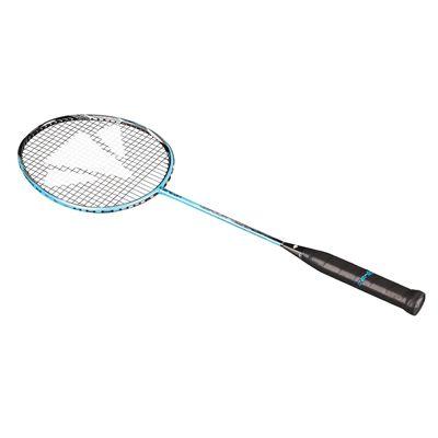 Carlton Vapour Trail Storm Badminton Racket - Angled