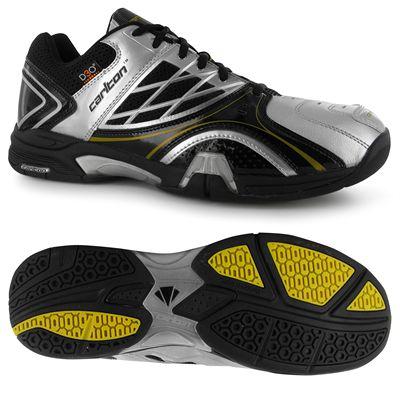 Carlton Xelerate X900 Court Shoes Side and Sole View Image