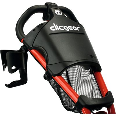 Clicgear Drinks Holder on trolley