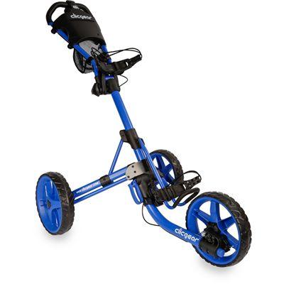 Clicgear 3.5 Golf Trolley - Blue