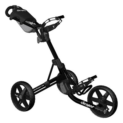 Clicgear 3.5 Golf Trolley Gloss Black Image