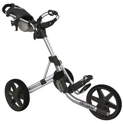 Clicgear 3.5 Golf Trolley Silver Image