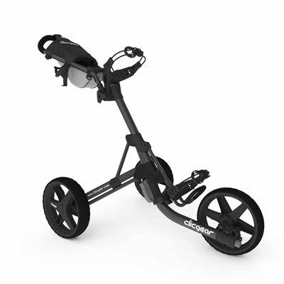 Clicgear 3.5 Plus Golf Trolley - Charocal