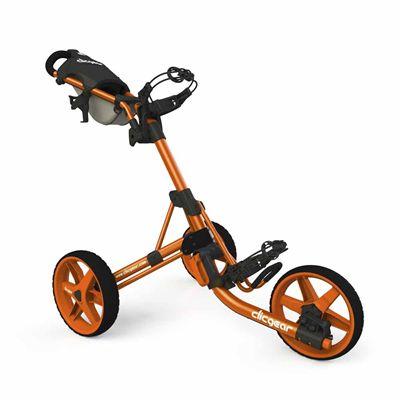 Clicgear 3.5 Plus Golf Trolley - Orange