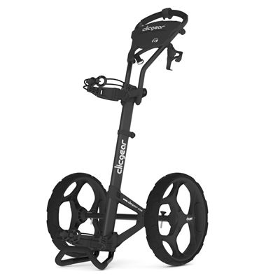 Clicgear 6.0 Resort Golf Cart-Charcoal